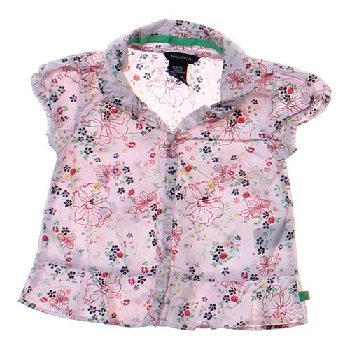 Nautica Floral Shirt in size 2/2T at up to 95% Off - Swap.com