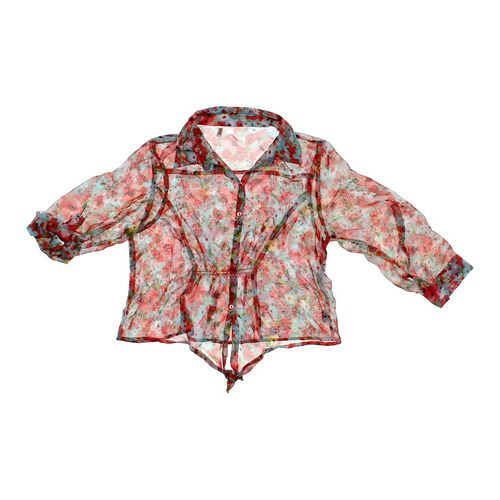 Passport Floral Shirt in size JR 5 at up to 95% Off - Swap.com