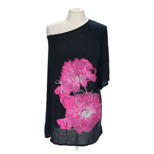 rue21 Floral Shirt in size M at up to 95% Off - Swap.com