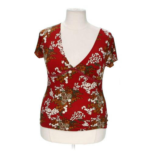 Talent U.S.A Floral Shirt in size XL at up to 95% Off - Swap.com