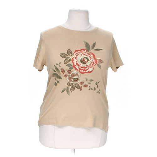 White Stag Floral Shirt in size L at up to 95% Off - Swap.com