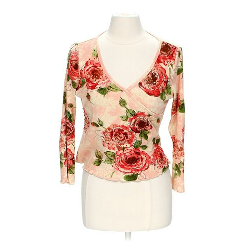 Zashi Floral Shirt in size S at up to 95% Off - Swap.com