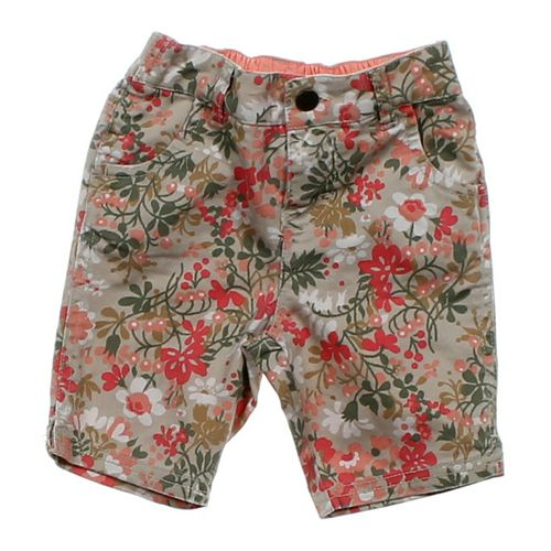 Genuine Kids from OshKosh Floral Shorts in size 18 mo at up to 95% Off - Swap.com