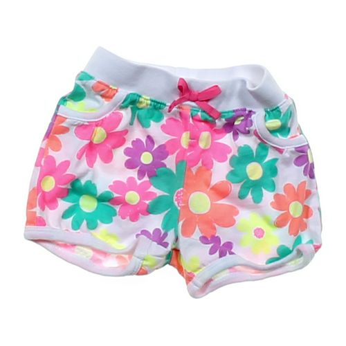 Jumping Beans Floral Shorts in size 12 mo at up to 95% Off - Swap.com