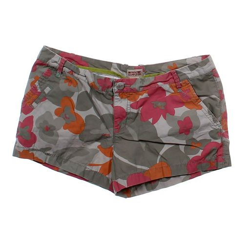 Mossimo Supply Co. Floral Shorts in size JR 7 at up to 95% Off - Swap.com
