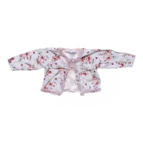 Lullaby Club Floral Shrug in size 6 mo at up to 95% Off - Swap.com
