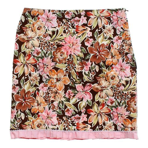 Cato Floral Skirt in size 8 at up to 95% Off - Swap.com