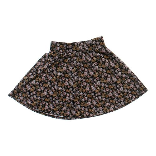 Charlotte Russe Floral Skirt in size S at up to 95% Off - Swap.com