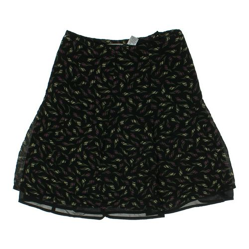 Eddie Bauer Floral Skirt in size 10 at up to 95% Off - Swap.com