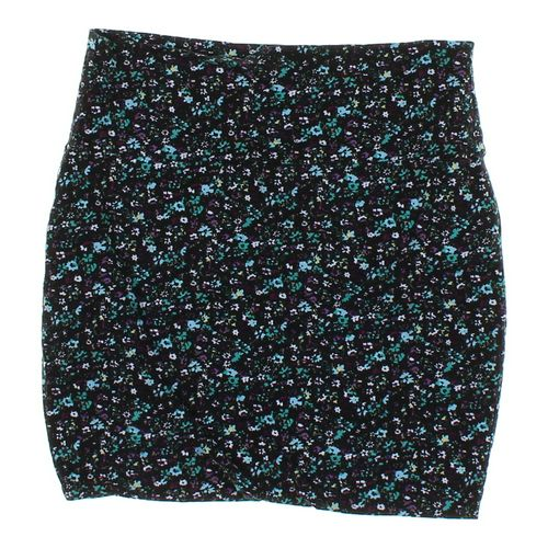 Ambiance Apparel Floral Skirt in size JR 7 at up to 95% Off - Swap.com