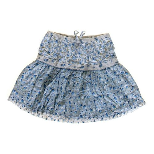 babyGap Floral Skirt in size 8 at up to 95% Off - Swap.com