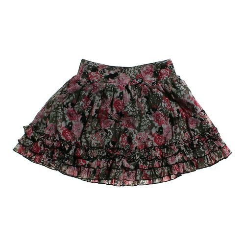 Candie's Floral Skirt in size JR 0 at up to 95% Off - Swap.com