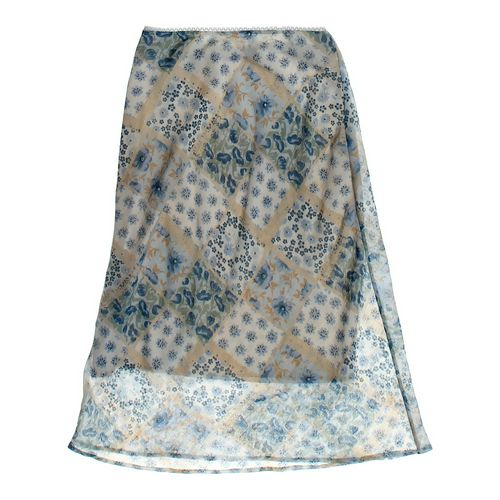 Expressions Floral Skirt in size JR 7 at up to 95% Off - Swap.com