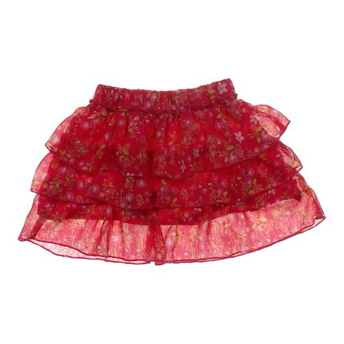 Faded Glory Floral Skirt in size 6 at up to 95% Off - Swap.com