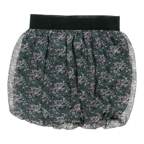 Forever 21 Floral Skirt in size JR 3 at up to 95% Off - Swap.com