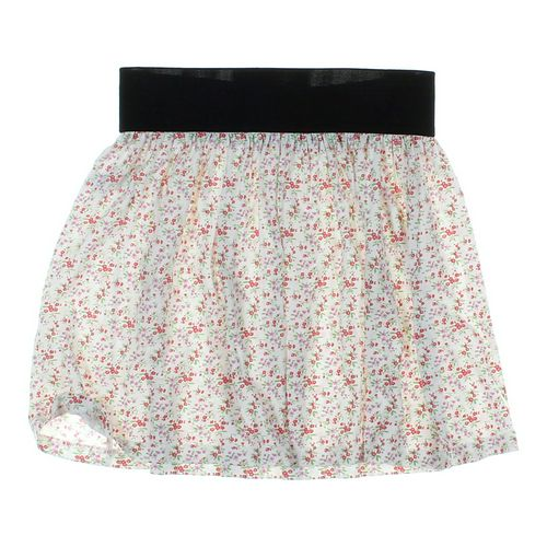 Forever 21 Floral Skirt in size JR 7 at up to 95% Off - Swap.com