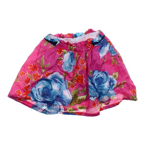 Hollister Floral Skirt in size JR 7 at up to 95% Off - Swap.com