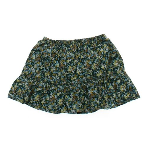 Lands' End Floral Skirt in size 6 at up to 95% Off - Swap.com