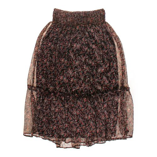 Rachael & Chloe Floral Skirt in size JR 3 at up to 95% Off - Swap.com