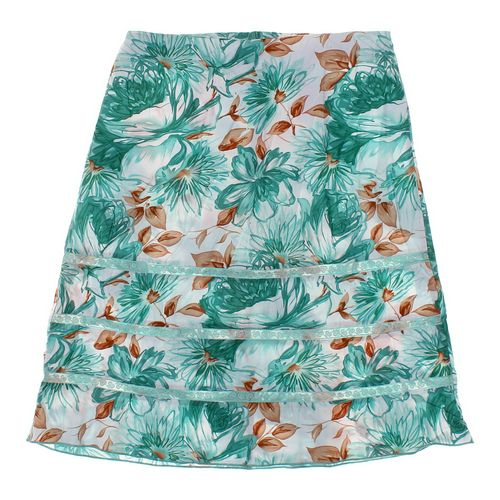 Speechless Floral Skirt in size JR 7 at up to 95% Off - Swap.com