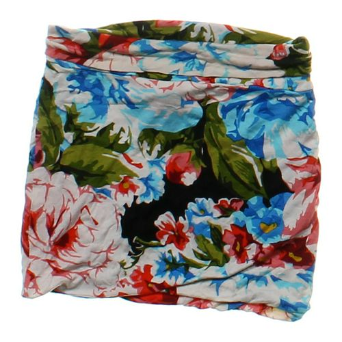 S&S Clothing Floral Skirt in size JR 5 at up to 95% Off - Swap.com