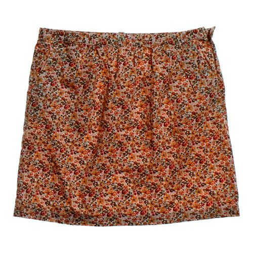 Izod Floral Skirt in size 14 at up to 95% Off - Swap.com