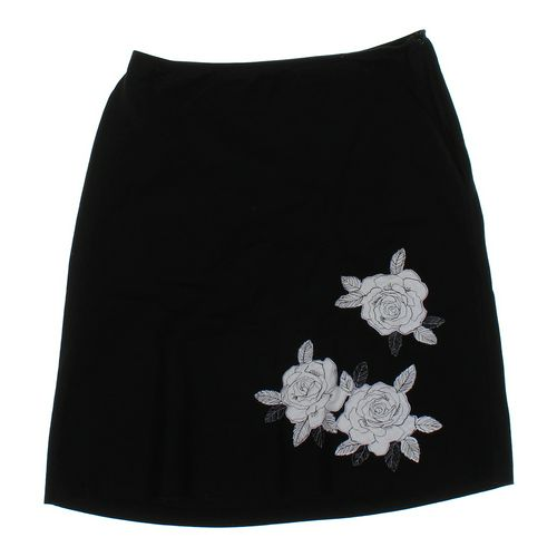 Jones Wear Floral Skirt in size 12 at up to 95% Off - Swap.com