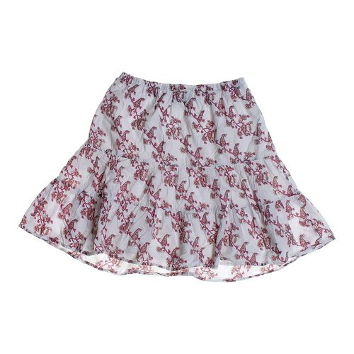 Mossimo Supply Co. Floral Skirt in size M at up to 95% Off - Swap.com