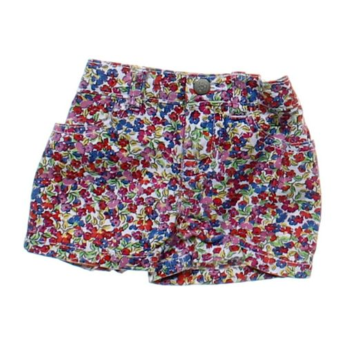 The Children's Place Floral Skort in size 12 mo at up to 95% Off - Swap.com