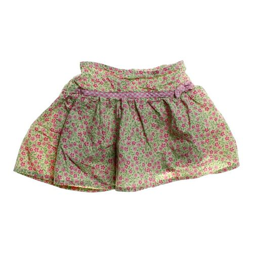 Zoey Floral Skort in size 4/4T at up to 95% Off - Swap.com