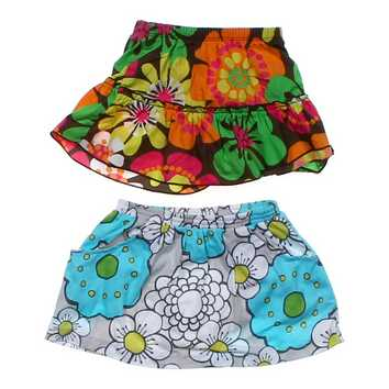 Floral Skort Set for Sale on Swap.com