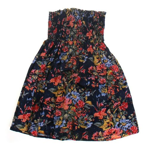 rue21 Floral Strapless Dress in size JR 3 at up to 95% Off - Swap.com