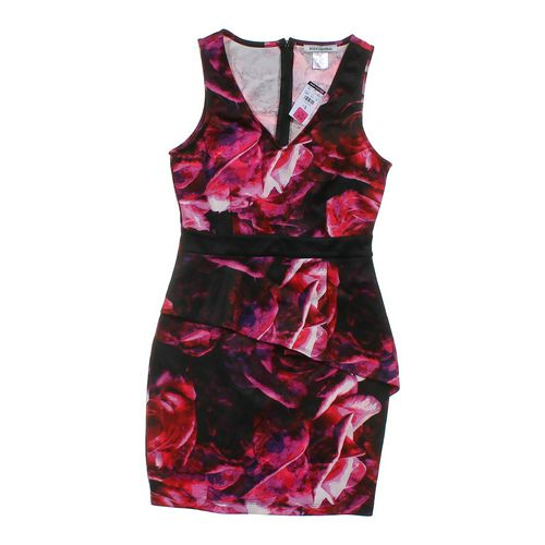 Body Central Floral Stylish Dress in size S at up to 95% Off - Swap.com