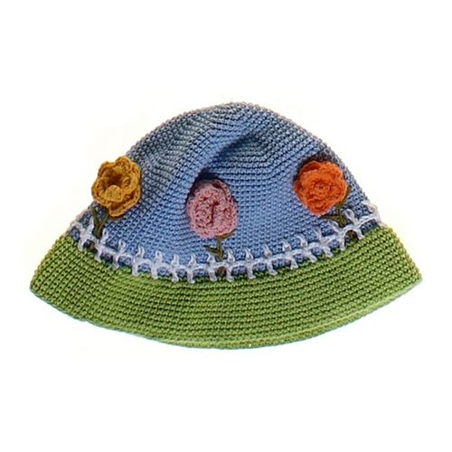 daylee design Floral Summer Hat in size 6 mo at up to 95% Off - Swap.com