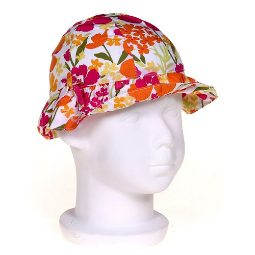 Gymboree Floral Summer Hat in size 3 mo at up to 95% Off - Swap.com