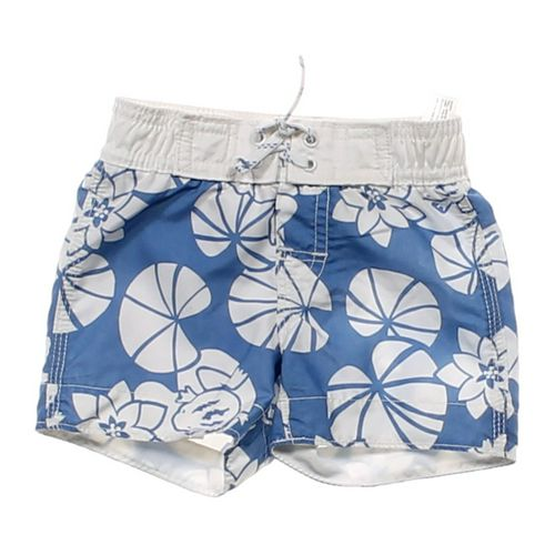 babyGap Floral Swim Trunks in size 3 mo at up to 95% Off - Swap.com