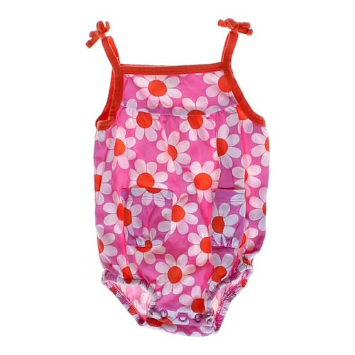 Carter's Floral Tank Bodysuit in size 3 mo at up to 95% Off - Swap.com