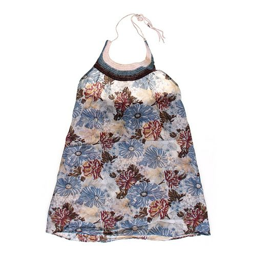 Wet Seal Floral Tank in size JR 3 at up to 95% Off - Swap.com