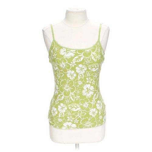 So Wear It Declare It Floral Tank in size L at up to 95% Off - Swap.com