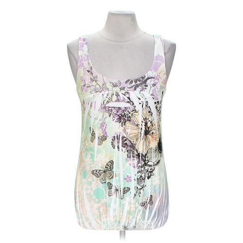 Daytrip Floral Tank Top in size M at up to 95% Off - Swap.com
