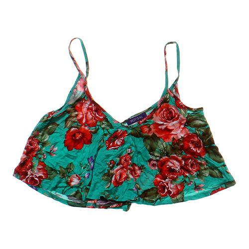 Body Central Floral Tank Top in size JR 3 at up to 95% Off - Swap.com