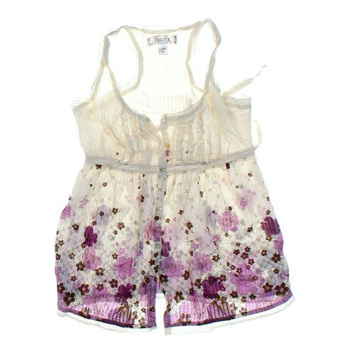 Decree Floral Tank Top in size JR 3 at up to 95% Off - Swap.com