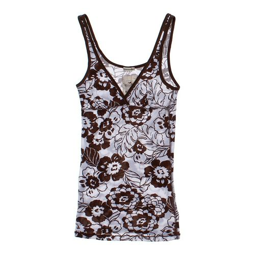 Hollister Floral Tank Top in size JR 7 at up to 95% Off - Swap.com