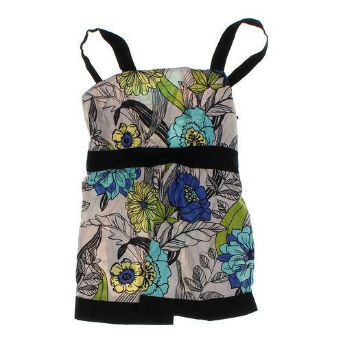 Love Rocks Floral Tank Top in size JR 11 at up to 95% Off - Swap.com