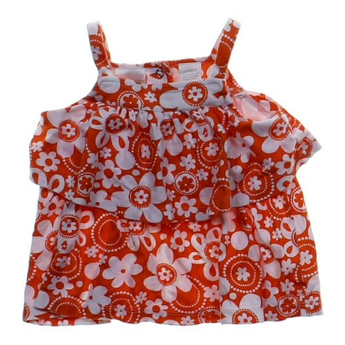 Miniwear Floral Tank Top in size 24 mo at up to 95% Off - Swap.com