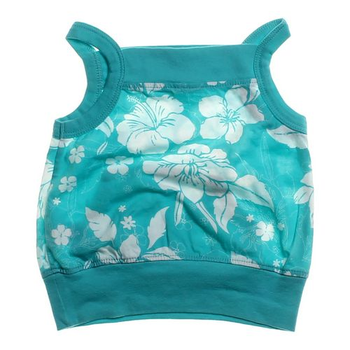 Old Navy Floral Tank Top in size 12 mo at up to 95% Off - Swap.com