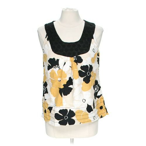Lily Stranhope Floral Tank Top in size M at up to 95% Off - Swap.com