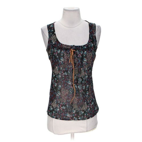 Mossimo Supply Co. Floral Tank Top in size XS at up to 95% Off - Swap.com