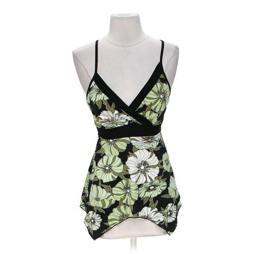 Perceptions Floral Tank Top in size S at up to 95% Off - Swap.com