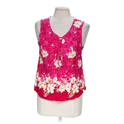 S.T Floral Tank Top in size S at up to 95% Off - Swap.com